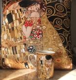 CARMANI - 1990 Gustav Klimt - Der Kuss - Kissen 45 x 45 cm