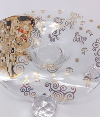 CARMANI - 1990 Gustav Klimt - Bowl II - The Kiss