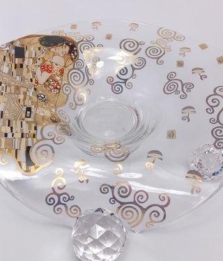 CARMANI - 1990 Gustav Klimt - Schale II - Der Kuss