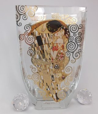 CARMANI - 1990 Gustav Klimt - The Kiss - Vase I