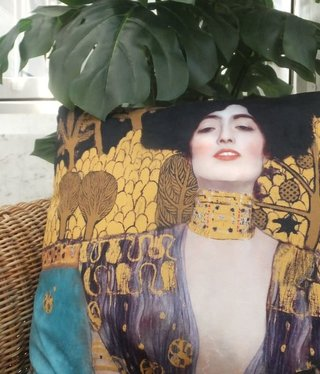 CARMANI - 1990 Gustav Klimt - Judith - Cushion