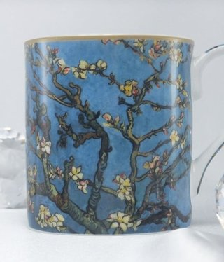CARMANI - 1990 Van Gogh - almond tree - coffee cup