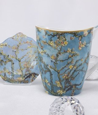 CARMANI - 1990 Van Gogh - almond tree - coffee cup Vanessa