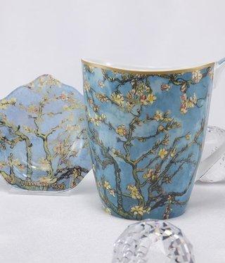 CARMANI - 1990 Van Gogh - Mandelbaum - Kaffeetasse Vanessa