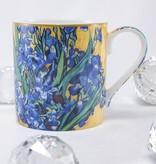 CARMANI - 1990 Vincent van Gogh - Schwertlilien - Kaffeetasse inkl. Geschenkbox