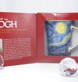 CARMANI - 1990 Vincent van Gogh - Starry night coffee cup in gift box