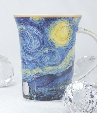 CARMANI - 1990 Van Gogh - Starry Night - Coffee Mug X
