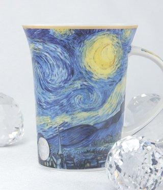 CARMANI - 1990 Van Gogh - Sternennacht  - Kaffeetasse X