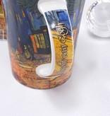CARMANI - 1990 Vincent van Gogh - Das Nachtcafé  - Kaffeetasse in Geschenkbox