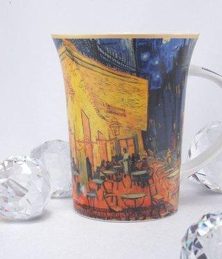 CARMANI - 1990 Van Gogh - Das Nachtcafé - Kaffeetasse X