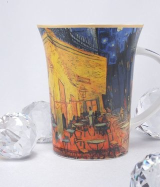 CARMANI - 1990 Van Gogh - The Night Café - Coffee Cup X