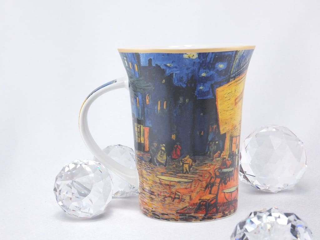 CARMANI - 1990 Vincent van Gogh - The Night Café - Coffee cup in gift box