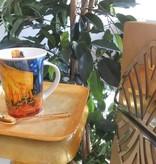 CARMANI - 1990 Vincent van Gogh - The Night Café - Coffee cup in gift box