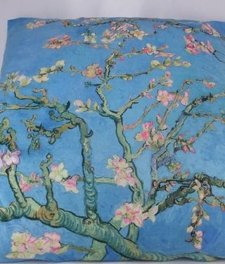 CARMANI - 1990 Van Gogh - almond tree - cushion