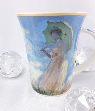 CARMANI - 1990 Claude Monet  - Spaziergang  - Kaffeetasse X
