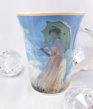 CARMANI - 1990 Claude Monet - Walk - Coffee Mug X