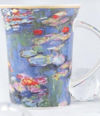 CARMANI - 1990 Claude Monet  - Seerosen - Kaffeetasse X