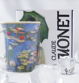 CARMANI - 1990 Claude Monet - Seerosen - Kaffeetasse in Geschenkbox
