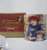 CARMANI - 1990 Pierre - Auguste Renoir - Zwei Schwestenr 1881 - Kaffeetasse  Vanessa