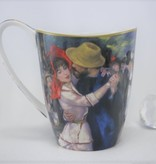 CARMANI - 1990 Pierre - Auguste Renoir - Dance in Bougivall Coffee Cup Vanessa
