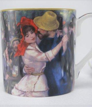 CARMANI - 1990 Auguste  Renoir - Kaffeetasse -  Tanz in Bougivall