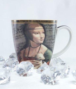 CARMANI - 1990 Leonado da Vinci - Kaffeetasse XL