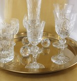 Julia - 1842  Crystal glass CARAT - Brandy, Bourbon glass