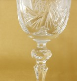 Julia - 1842  Crystal glass CARAT - white wine glass made of crystal glass