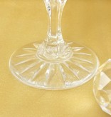 Julia - 1842  Crystal glass - ice bowl made of cut crystal