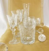 Julia - 1842  Crystal glass CARAT - Champagne glass hand cut