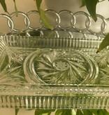 Julia - 1842  Kristallglas CARAT - Tablett aus Kristallglas