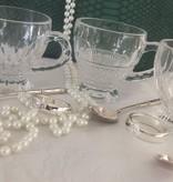 IRENA -  1924  Cappuccino cups in glass Medium in 3 versions