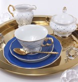 CRISTOFF -1831 Marie - Josée - Coffee service for 6 persons