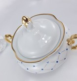 CRISTOFF -1831 Marie - Josee - Milk Jug & sugar bowl with lid