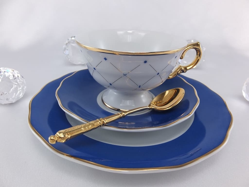 CRISTOFF -1831 Marie - Josee - cup with saucer