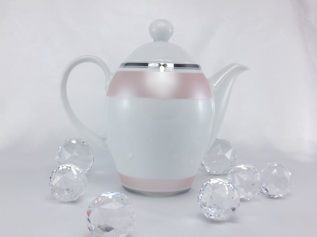 CRISTOFF -1831 Marie - Chantal - tea / coffee pot with lid