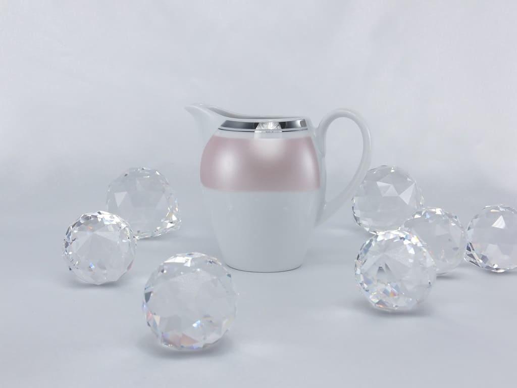 CRISTOFF -1831 Marie - Chantal - milk can & sugar bowl