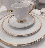 CRISTOFF -1831 Marie - Julie - Gold ★ Coffee service for 6 persons