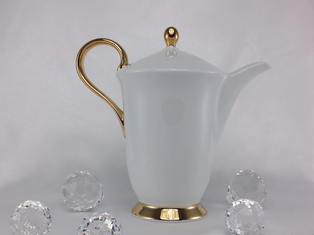 CRISTOFF -1831 Marie - Julie - Gold ★ coffee pot