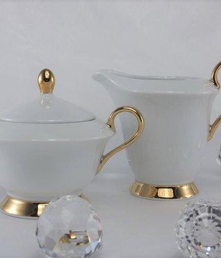 CRISTOFF -1831 Marie - Julie - Zuckerdose/Milchkännchen
