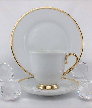 CRISTOFF -1831 Marie - Julie - cup & saucer