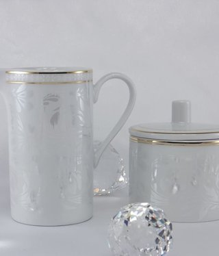 CRISTOFF -1831 Marie - Joelle - milk can / sugar bowl