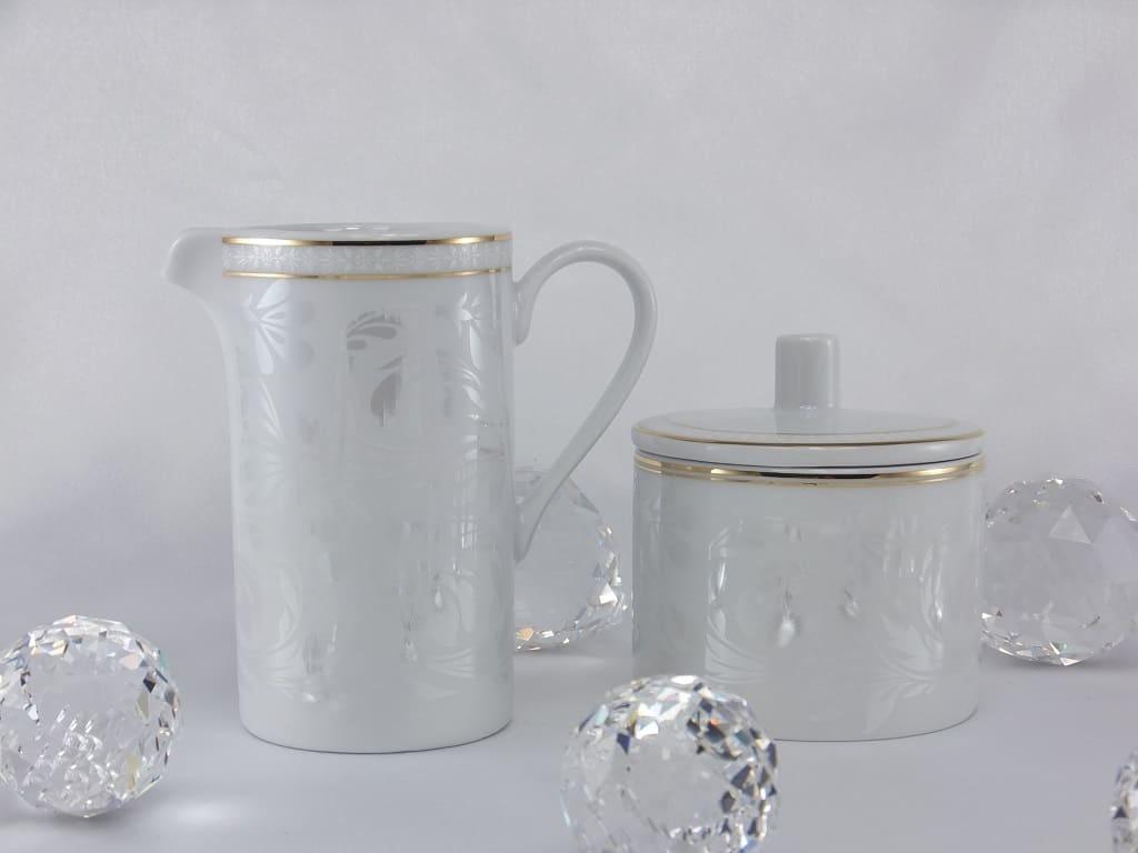 CRISTOFF -1831 Marie - Joelle - Lustre  Milchkanne & Zuckerdose