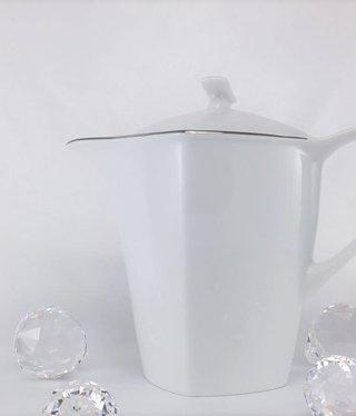 CRISTOFF -1831 Marie - Christine - Platin Kaffeekanne