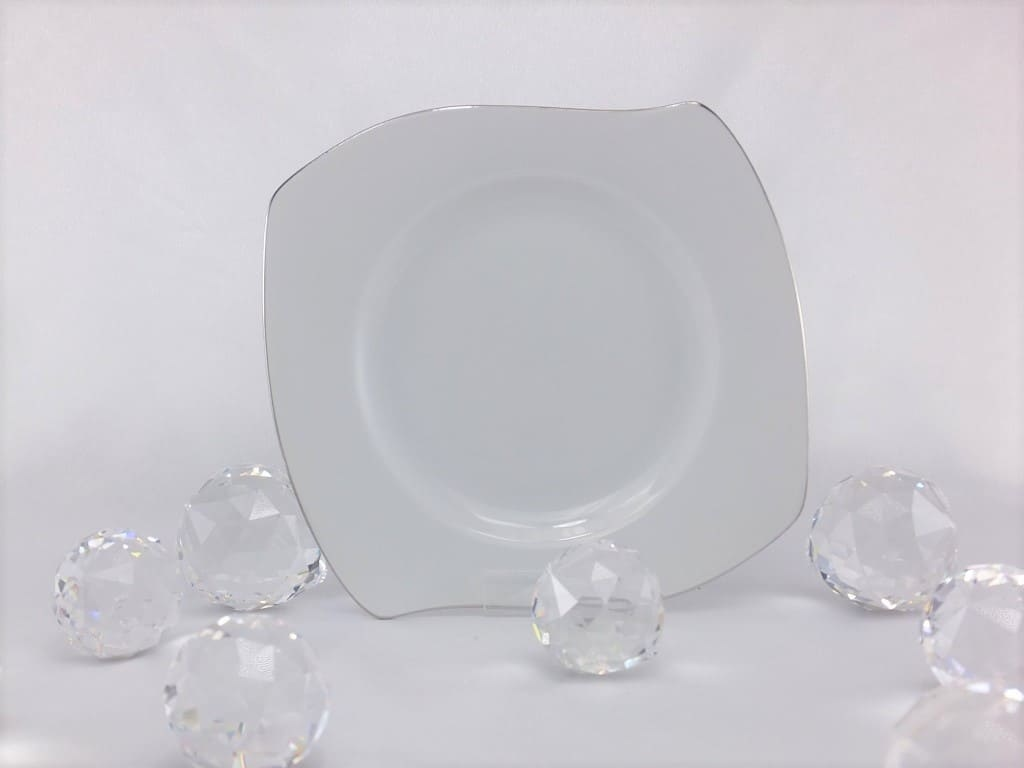 CRISTOFF -1831 Marie - Christine - platinum plate