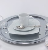 CRISTOFF -1831 Marie - Christine Weiß - Coffee service for 6 persons