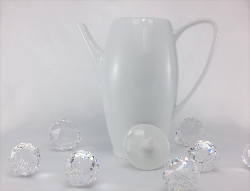 CRISTOFF -1831 Marie - Blanche - coffee pot