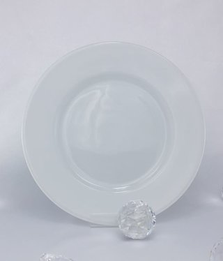 CRISTOFF -1831 Marie - Blanche - Porcelain Plate