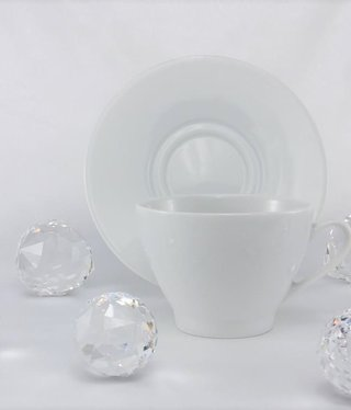 CRISTOFF -1831 Marie - Blanche - Cup & saucer