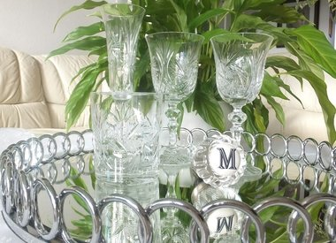 CARAT - CRYSTAL GLASSES